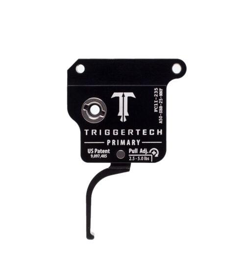 AR50 Trigger Black Flat Clean Lever