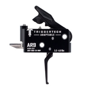 AR9 Trigger Black Flat Lever